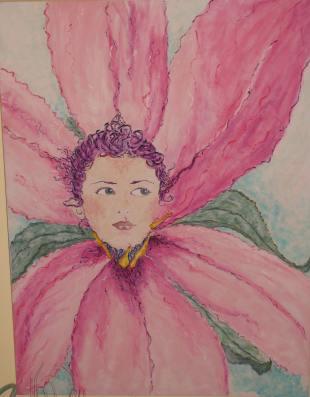 Inner Beauty Blooming