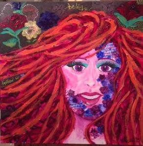 Intuitive portrait: Anni